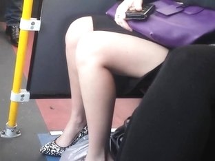 Bare Candid Legs - BCL#124
