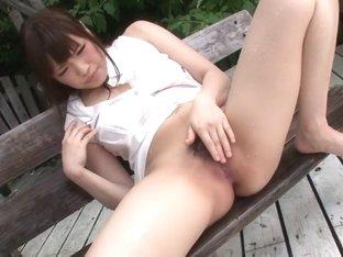 Horny Japanese girl Yuri Sato in Best JAV uncensored Co-ed scene