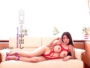 Incredible Japanese chick Miho Ichiki in Fabulous JAV censored Fingering, Hairy movie