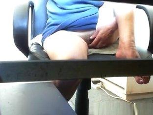Gf Under Desk Cam