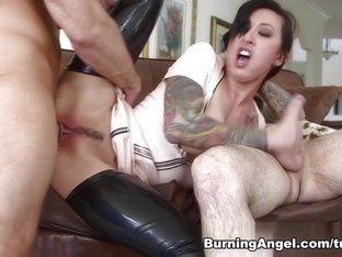 Exotic pornstars Tommy Pistol, Bill Bailey, Lily Lane in Horny MILF, Brunette sex video