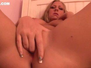 Amazing pornstar in fabulous amateur, masturbation porn movie