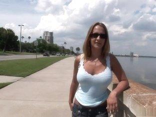 Crazy pornstar in exotic striptease, solo adult clip