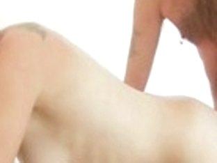 Horny pornstar Sheila Faye in incredible small tits, cunnilingus porn clip