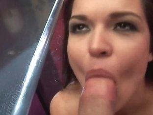 Sandra Rodriguez feeling penis in her holes