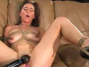 Amateur Casting Couch: 'Fuck my ASS live' Minx Grrl says