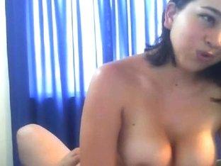 Busty Asian Gets Fucked Hard by her Boyfriend