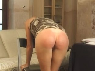 FF military caning