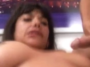 Brazilian mother I'd like to fuck takes two Eye Popping Facual Cumshots