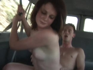Lucy Shy in Just Over 18 #9