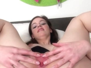 Gyno toys in her unfathomable cum-hole cum-hole