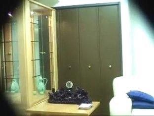 Japanese dressing room hiddencam