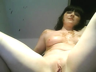 Rocking Hardcore Emo GF On Live Cam