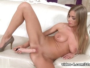 Amazing pornstar in Horny Big Tits, Masturbation porn video