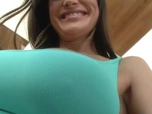 Anal with stunning MILF Lisa Ann