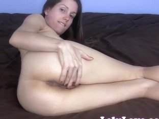 Lelu Love-Closeup Penetration Huge Creampie