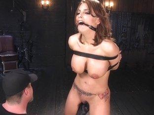 Bit Tits in Big Trouble
