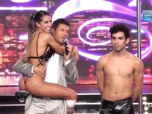 Cinthia Fernandez Bailando Sexy Sueno