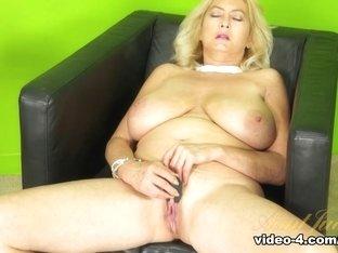 Fabulous pornstar in Hottest Masturbation, Big Tits adult movie