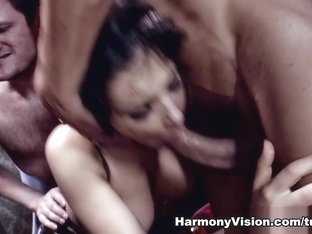 Amazing pornstar in Horny DP, Threesomes porn movie