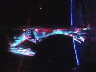 Hidden cam in strip club 6