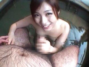 Incredible Japanese slut Saya Yukimi in Amazing POV, Blowjob/Fera JAV scene