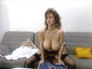 Vintage Movie woman Big Boobs