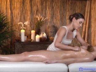 Horny pornstars Eva Strauss, Victoria in Best Massage, Fingering sex movie