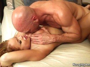 Nikki Delano & Johnny Sins in My Wife Shot Friend