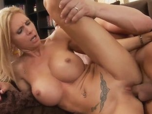 Brooke Tyler gets cunt drilled by Christian