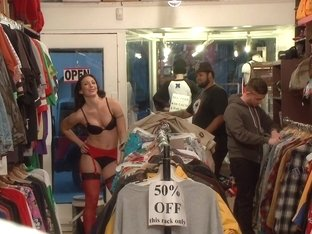 Wenona's Ordeal: Beautiful Slave's Public Humiliation in San Francisco