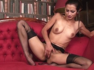 Chelsea French in Naturally Sexy Scene