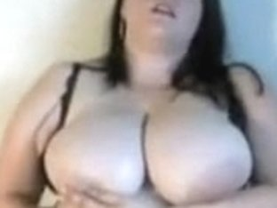 My big bosoms and very wet pussy