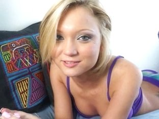 Cute gf Dakota Skye first time anal sex and caught on tape