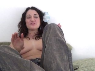 amateur nervous milf from the suburbs in iowa