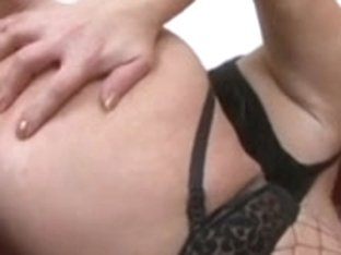 Astounding Golden-Haired Massive-Mounds-mother I'd like to fuck hard drilled