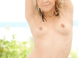 Blondie Belly Dancer