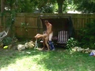 Hot amateur public sex