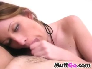 Hot sweetheart Nadia receives drilled and facialized