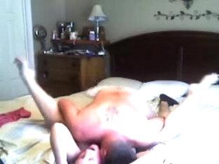 Hidden camera films unfaithful fuck