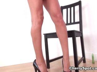 Hottest pornstar Breanne Benson in Horny Dildos/Toys, Brunette porn movie