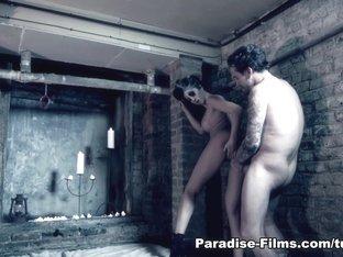 Amazing pornstar Julia De Lucia in Exotic European, Brunette sex video