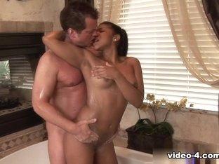 Best pornstar Emy Reyes in Crazy Facial, Big Tits adult video