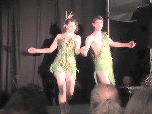 Burlesque Strip SHOW 260 Randy Dandies