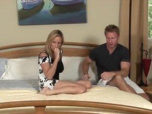 Best pornstar Jodi West in fabulous milf, blonde porn movie
