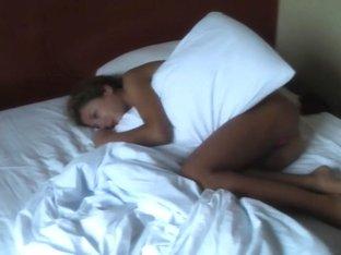 Vicktoria Tiffany in hardcore fucking scene in a smoking-hot hotel porn