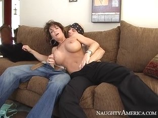Deauxma & Johnny Sins in My Friends Hot Mom