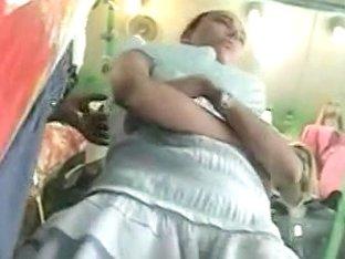 Gorgeous babe has her ass caught in hidden camera
