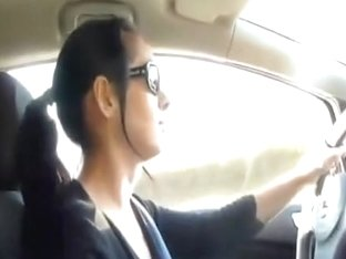 Amateurs get so naughty in the car