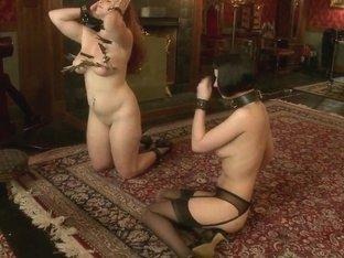 Tea with Mistress Liliane Hunt